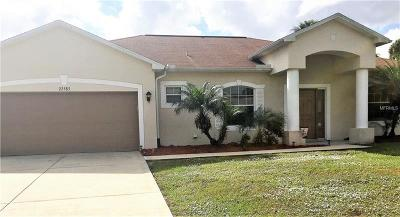 Port Charlotte Single Family Home For Sale: 22585 Quasar Boulevard