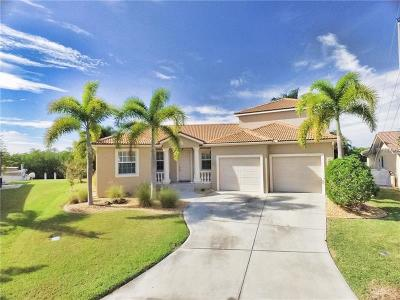 Punta Gorda Single Family Home For Sale: 300 Trieste Drive