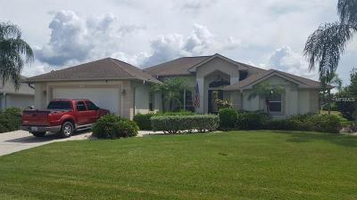 Punta Gorda Single Family Home Pending