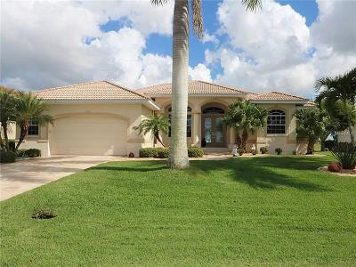 Punta Gorda Single Family Home For Sale: 3718 Bordeaux Drive