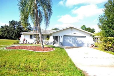 Port Charlotte Single Family Home For Sale: 1235 Stamford Street