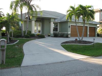 Punta Gorda Single Family Home For Sale: 3237 Antigua Drive