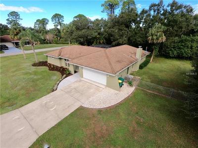 Port Charlotte Single Family Home For Sale: 21222 Mulberry Avenue