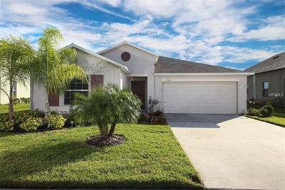 Gibsonton Single Family Home For Sale: 12704 Flatwood Creek Drive