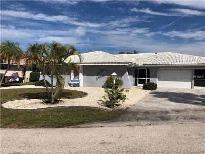 Punta Gorda Single Family Home For Sale: 2032 El Cerito Court
