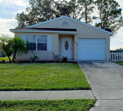 Single Family Home For Sale: 438 Ricold Terrace