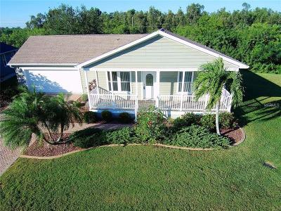 Punta Gorda Single Family Home For Sale: 24580 Rio Villa Lakes Circle