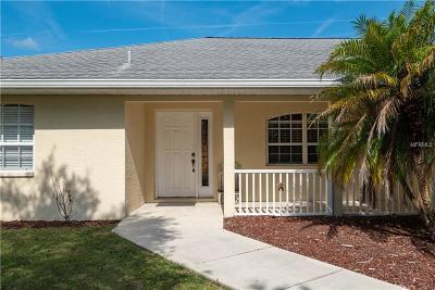 North Port Single Family Home For Sale: 4516 Adolph Avenue