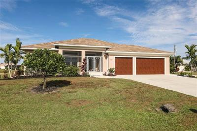 Punta Gorda Single Family Home For Sale: 24190 Cuman Court