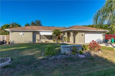 Port Charlotte Single Family Home For Sale: 23170 McCandless Avenue