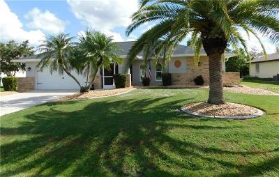 Punta Gorda Single Family Home For Sale: 25363 Paladin Lane