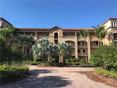 Punta Gorda, Port Charlotte Condo For Sale: 89 Vivante Boulevard #202