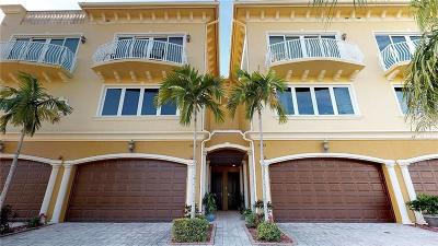 Punta Gorda, Port Charlotte Townhouse For Sale: 2602 Magdalina Drive