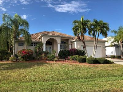 Punta Gorda Single Family Home For Sale: 546 Macedonia Drive