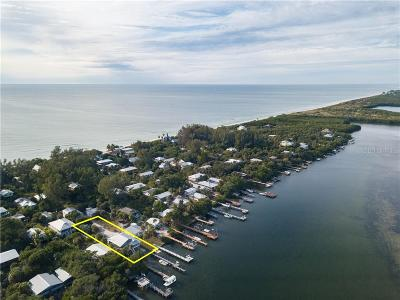 Single Family Home For Sale: 8538 Little Gasparilla Island