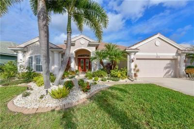 North Port Single Family Home For Sale: 5124 White Ibis Drive