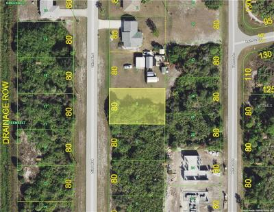 Port Charlotte Sec 052, Port Charlotte Sec 053, Port Charlotte Sec 054, Port Charlotte Sec 056, Port Charlotte Sec 060, Port Charlotte Sec 063, Port Charlotte Sec 095 Residential Lots & Land For Sale: 4362 Gillot Boulevard