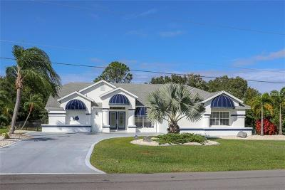 Punta Gorda Single Family Home For Sale: 433 Gallegos Street