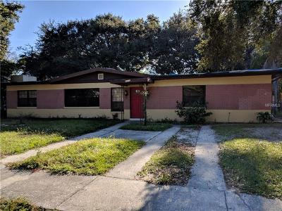 Tampa Single Family Home For Sale: 4513 Dolphin Drive