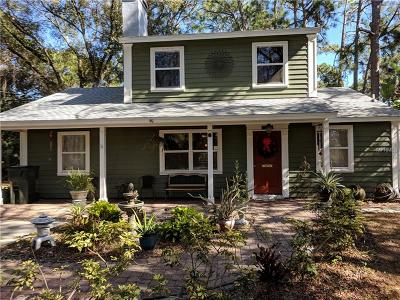 North Port Single Family Home For Sale: 7514 Tasco Drive