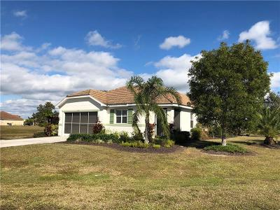 Punta Gorda Single Family Home For Sale: 24490 Wallaby Lane