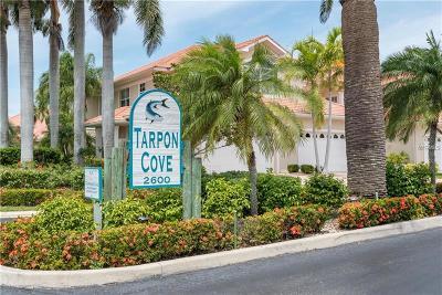 Punta Gorda Condo For Sale: 2595 Tarpon Cove Drive #1222