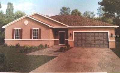 Rotonda West FL Single Family Home For Sale: $264,900