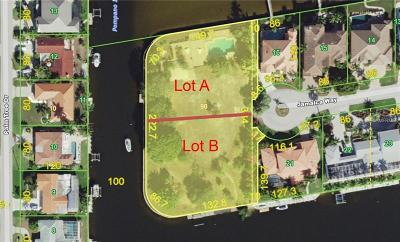 Collier County, Lee County, Hendry County, Charlotte County, Desoto County, Glades County, Sarasota County, Manatee County Residential Lots & Land For Sale: 2100 Jamaica Way #LOT B