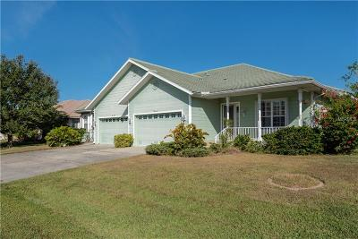 Punta Gorda, Port Charlotte Townhouse For Sale: 2330 Padre Island Drive