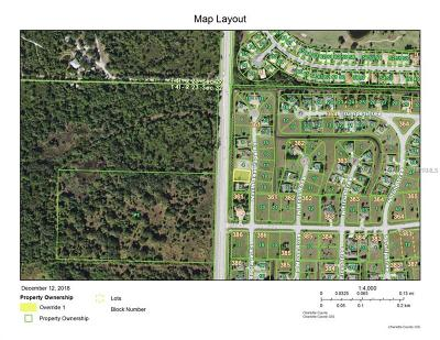 Punta Gorda Isles Sec 18, punta gorda isles sec 18, Punta Gorda Isles Sec 18 Burnt Store Meadows, Punta Gorda Isles Sec 18, Burnt Store Meadows Residential Lots & Land For Sale: 7353 N Seagrape Road