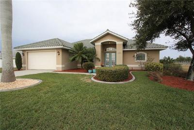 Single Family Home For Sale: 24532 Saragossa Lane