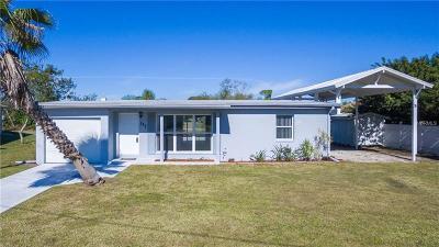 Port Charlotte Single Family Home For Sale: 111 Dunn Drive NE
