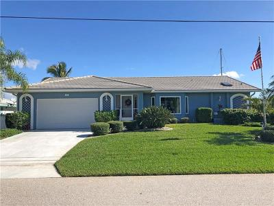 Punta Gorda FL Single Family Home For Sale: $555,000