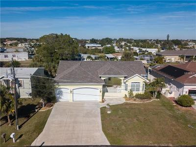 Punta Gorda Single Family Home For Sale: 760 Fontana Drive
