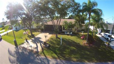 Port Charlotte Single Family Home For Sale: 5185 Neville Terrace