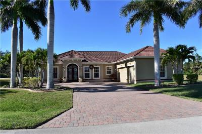 Punta Gorda Single Family Home For Sale: 17533 Megra Court