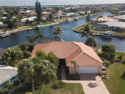 Punta Gorda Single Family Home For Sale: 2031 Via Venice