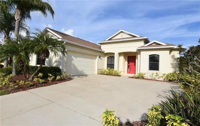 Suncoast Lakes Single Family Home For Sale: 2636 Suncoast Lakes Boulevard