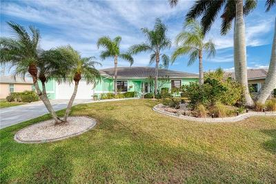 Punta Gorda Single Family Home For Sale: 810 Brenda Court