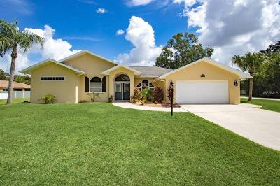 Single Family Home For Sale: 114 Robina St.,