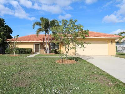 Punta Gorda Single Family Home For Sale: 816 Via Formia