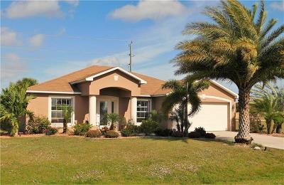 Punta Gorda Single Family Home For Sale: 25130 Alicante Dr