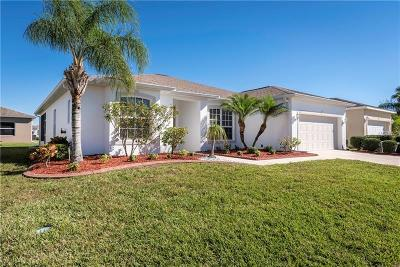 Port Charlotte Single Family Home For Sale: 1721 Sunderland Drive