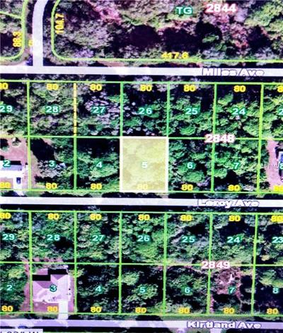 Residential Lots & Land For Sale: 12062 Leroy Avenue