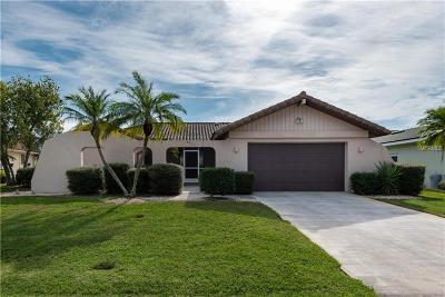 Punta Gorda Single Family Home For Sale: 2821 Sancho Panza Court