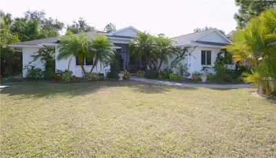 North Port Single Family Home For Sale: 1008 Kaayan Street