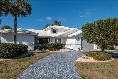 Punta Gorda Single Family Home For Sale: 1135 Socorro Drive