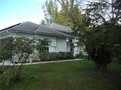 Punta Gorda Single Family Home For Sale: 5660 Sabal Palm Lane