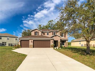 Punta Gorda Single Family Home For Sale: 25756 Prada Drive