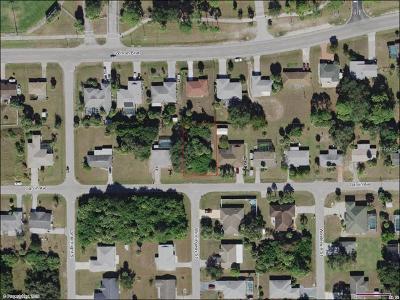 Port Charlotte Residential Lots & Land For Sale: 18158 Garvin Avenue